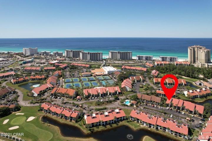 520 N Richard Jackson Boulevard, 2107, Panama City Beach, FL 32407
