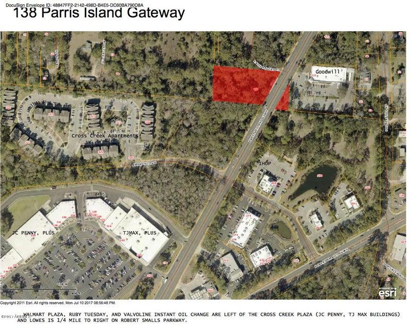 Parris Island Beaufort SC WEICHERT REALTORSCoastal - Parris map