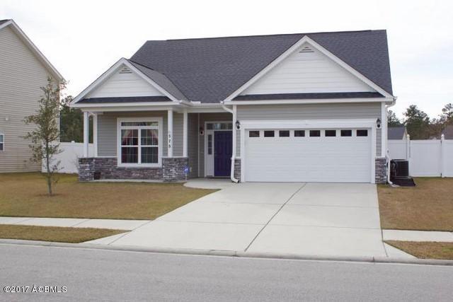 575 Hearthstone Drive, Ridgeland, SC 29936