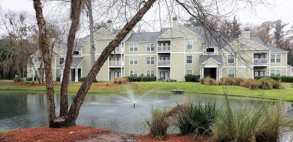 This two bedroom two bath condo in the Estate at Westbury would be a great asset to an investors portfolio or as an owner-occupied first or second home. New HVAC 2016, New Water Heater 2017. Newer appliances and flooring. Tenant is on a month to month lease but would love to stay on as your tenant!