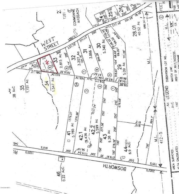 0 West St Sandisfield MA 01255