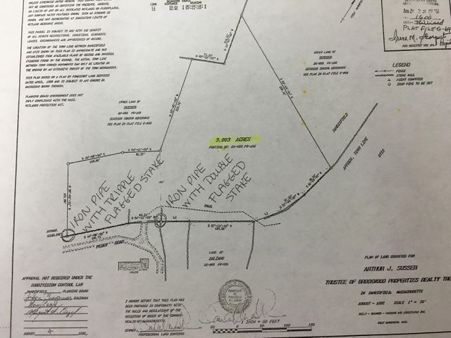 Perry Rd, Sandisfield, MA 01255