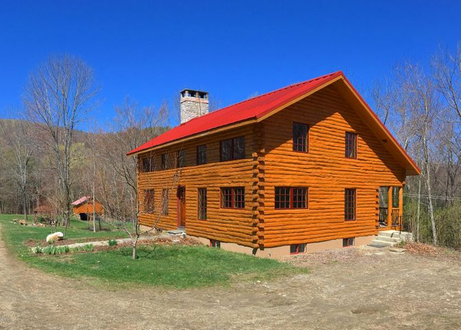 Berkshire County Log Homes Log Cabins For Sale
