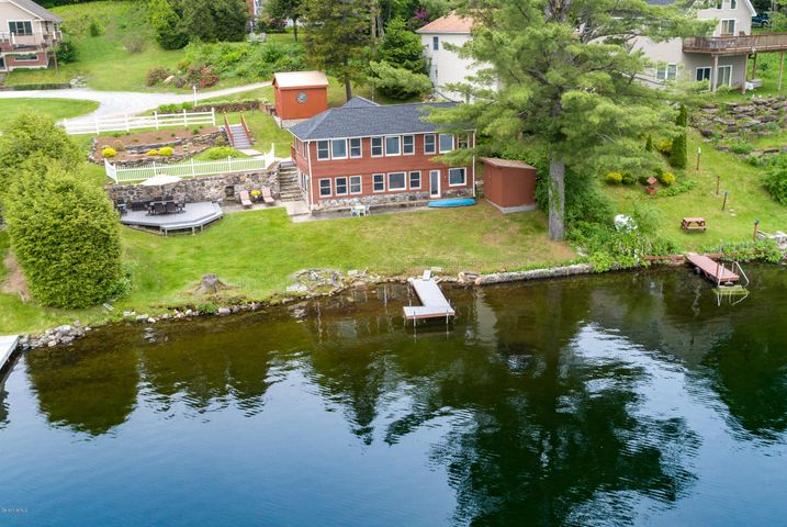 125 South Shore Rd, Hinsdale, MA 01235
