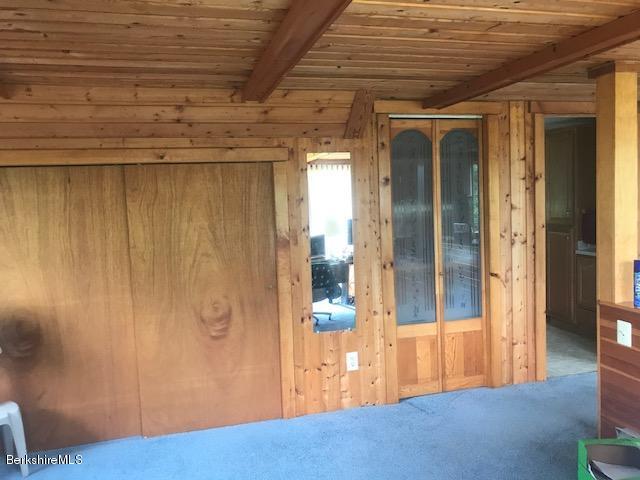 all wood bedroom