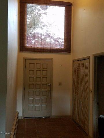 Interior Front Door
