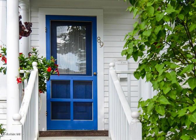 Your front door. Welcome home!
