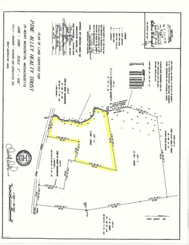 Lot 2 Cross Rd, Mt Washington, MA 01258