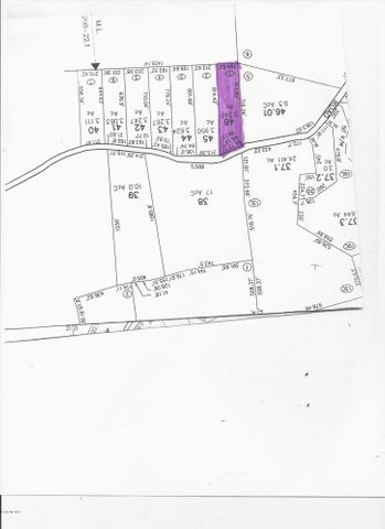 Lot 46 Leonhardt Rd, Becket, MA 01223