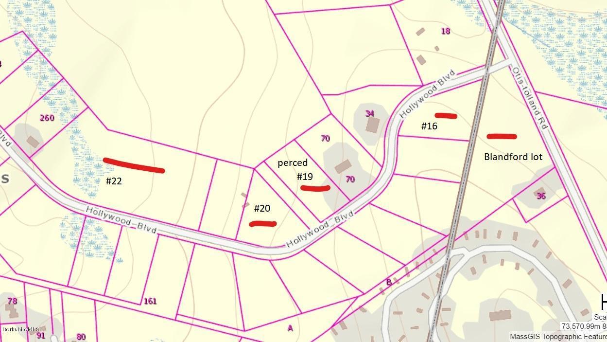0000 New Hollywood Blvd, Otis, MA 01253