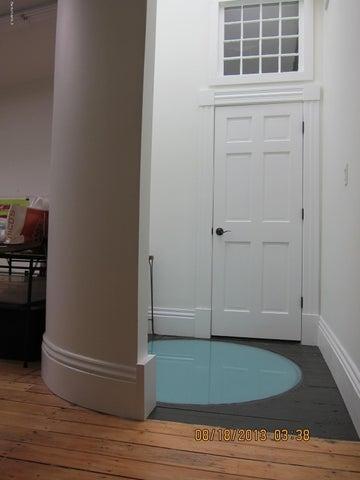 Glass floor!