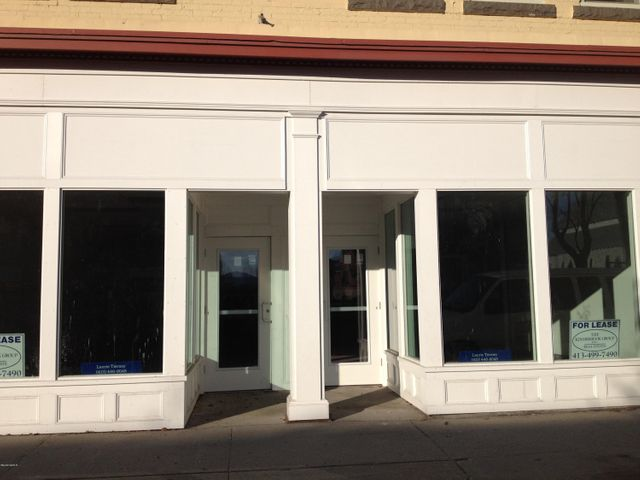 Prime space in downtown Pittsfield - new carpet, new paint - tons of storage and two bathrooms
