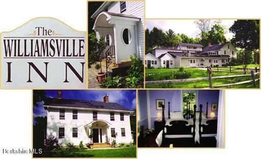 Iconic Berkshire County Inn