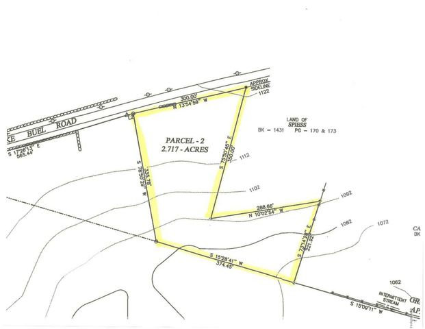 Parcel 2 Lake Buel Rd, Great Barrington, MA 01230