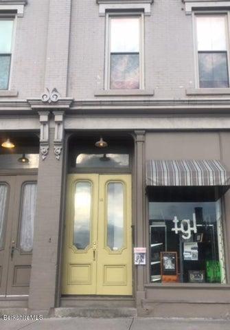 Holden St Entrance