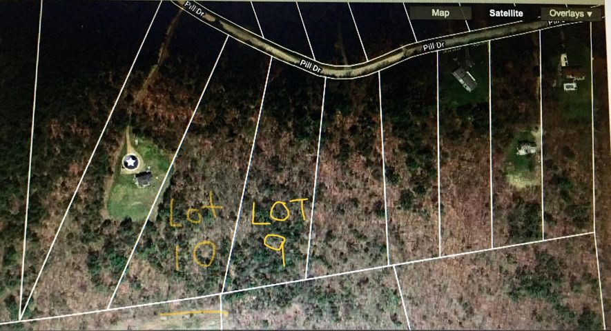 Lot 9, Pill Dr, Becket, MA 01223