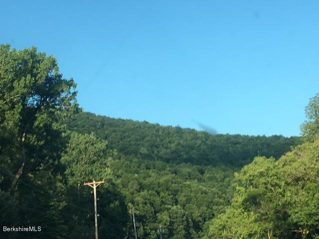 Beautiful Green Mountains