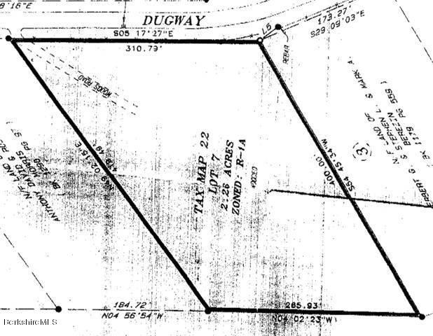 Lot 7 West Dugway Rd, Lenox, MA 01240