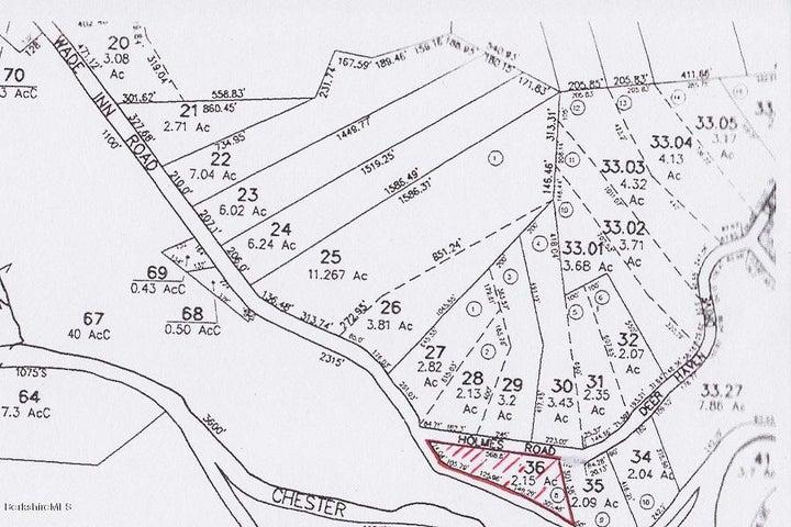 0 William Holmes Rd, Becket, MA 01223