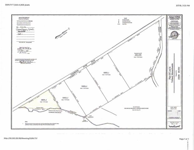 0 Colebroook River Rd, Tolland, MA 01034