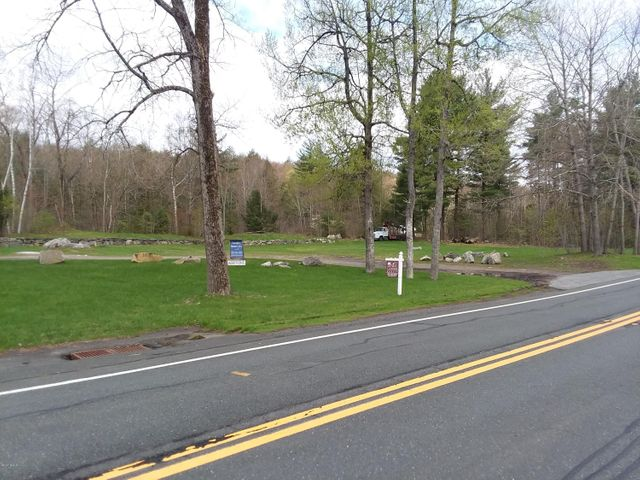 Route 8/Dimmock Road Corner, Otis, MA 01253