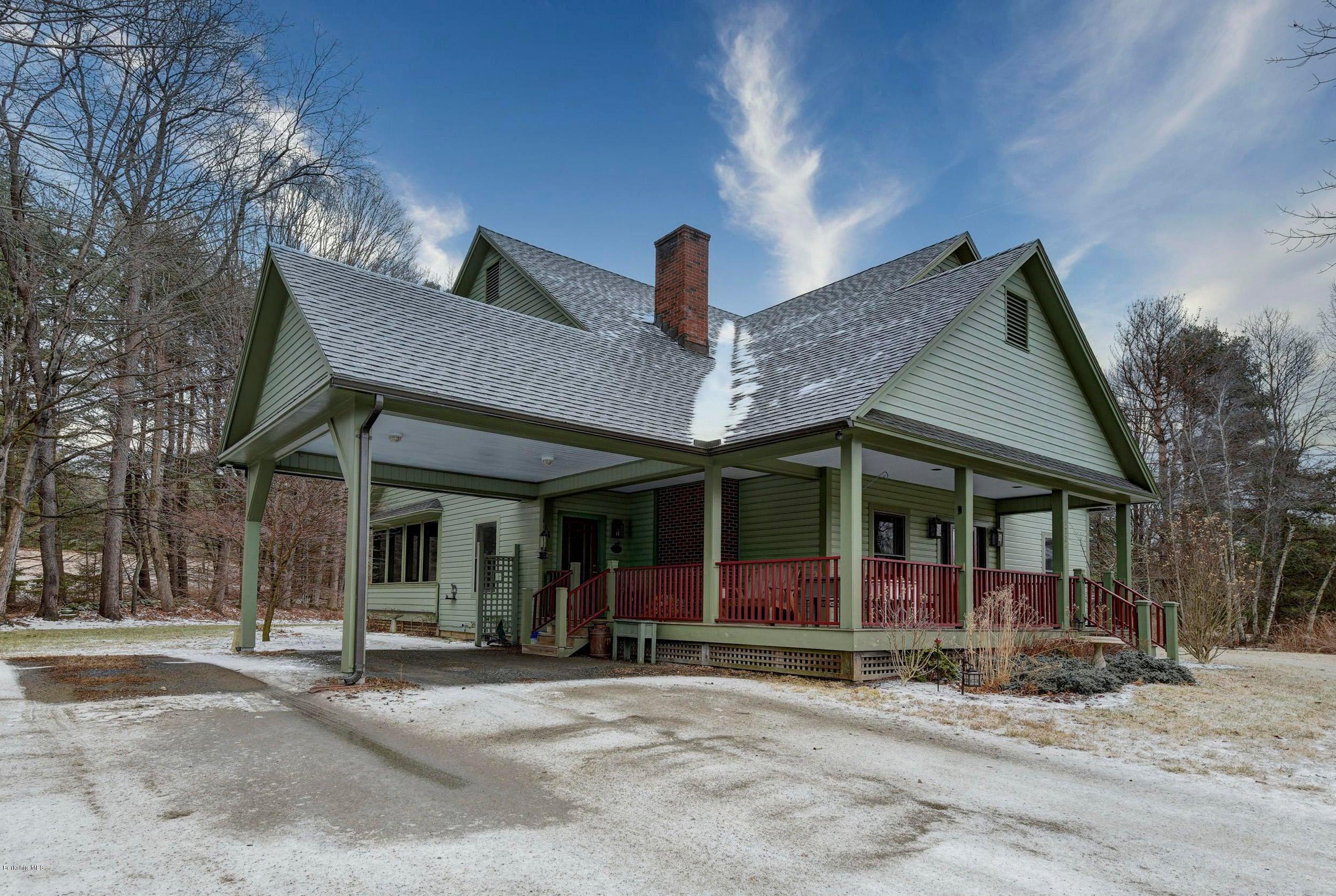 1724 Hartsville New Marlboro Rd, New Marlborough, MA 01230