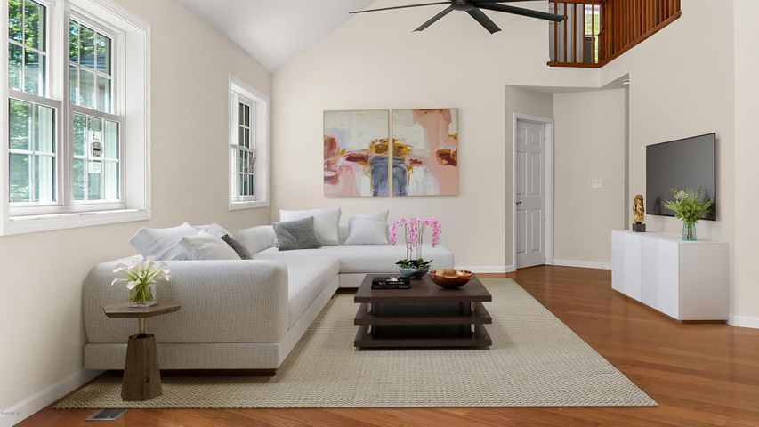 Living Room - Virtual Staging