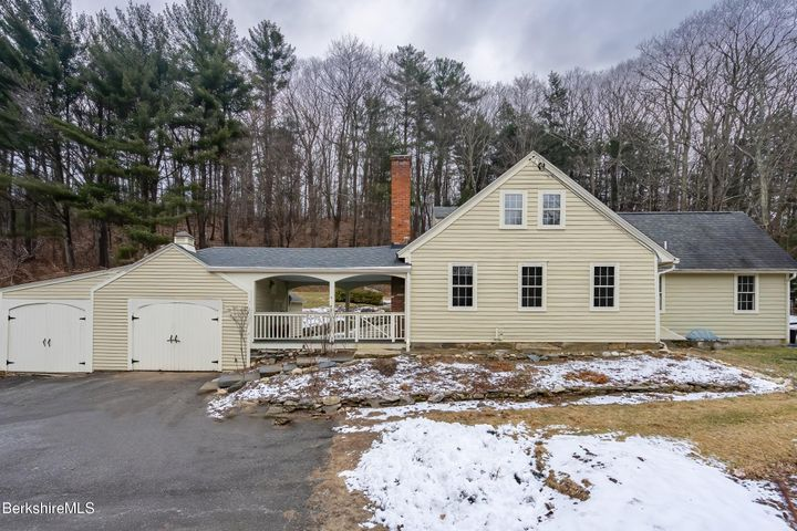 76 Mill River Great Barrington Rd, New Marlborough, MA 01230