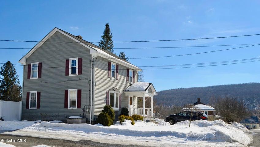 Dalton Colonial with mountain views