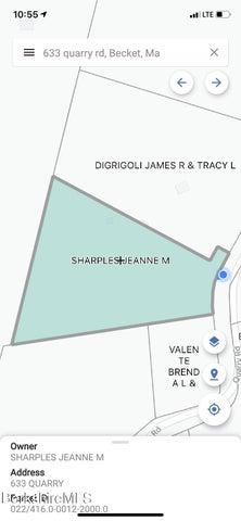 633 Quarry Rd, Becket, MA 01223