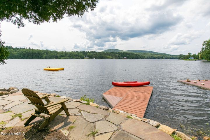 your own private dock access to Lake Buel