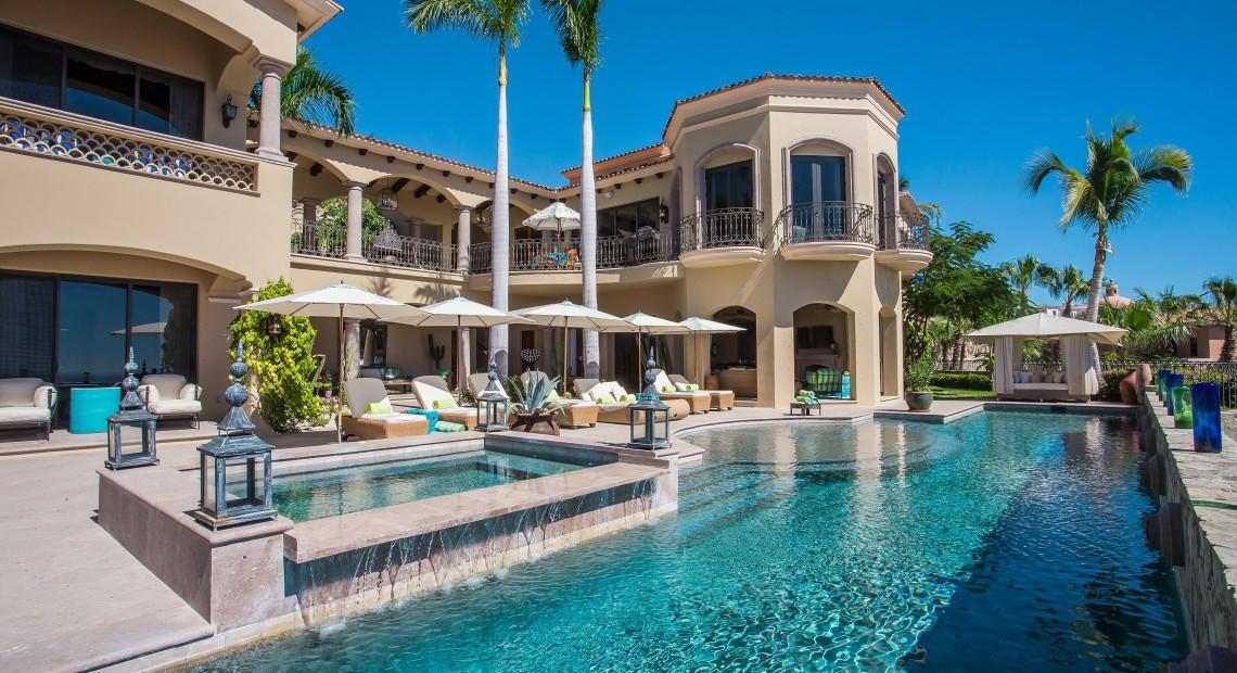 Image of luxury house in Palmilla, San Jose Corridor, Mexico