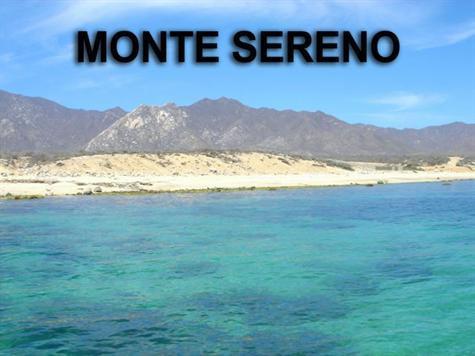 .., Monte Sereno Subdivision, East Cape,
