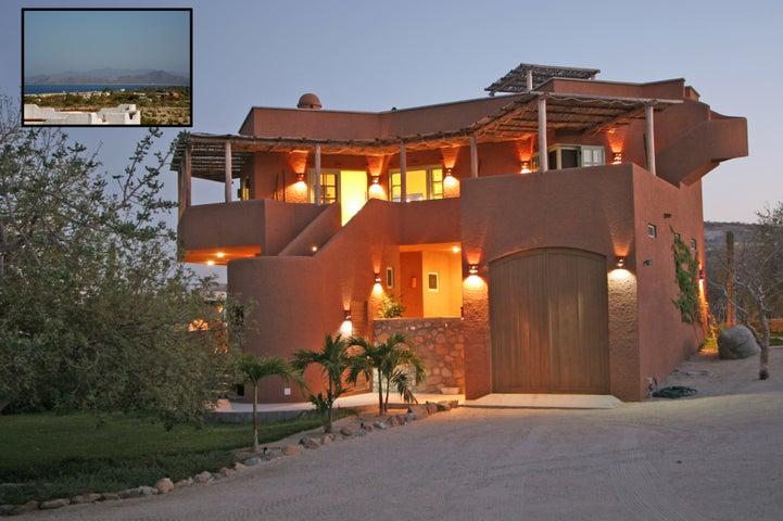 Palo Blanco Area, Casa Edwards, East Cape,