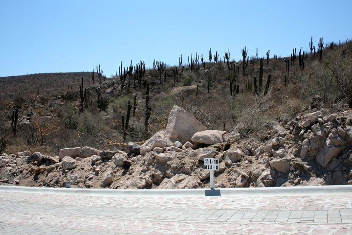 Camino del Alabastro Pedregal, Lot 18 Block 8, La Paz,
