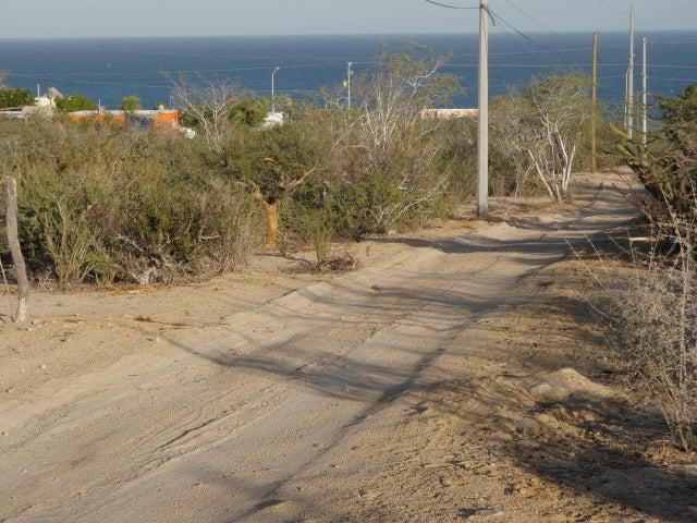 San Pedro Nolasco and Isla Nat, La Ventana Lot