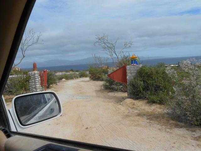 N/N Corredor Mar de Cortez, Johns front lot, La Paz,