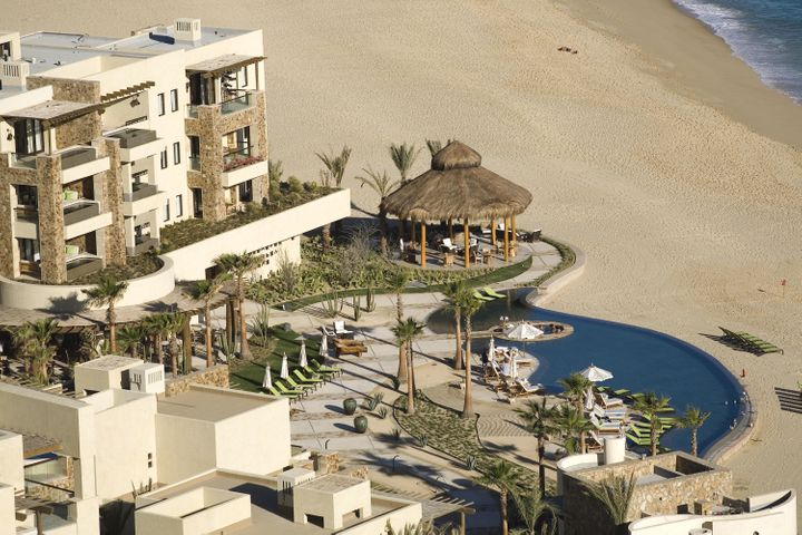 Aerial from The Resort at Pedregal