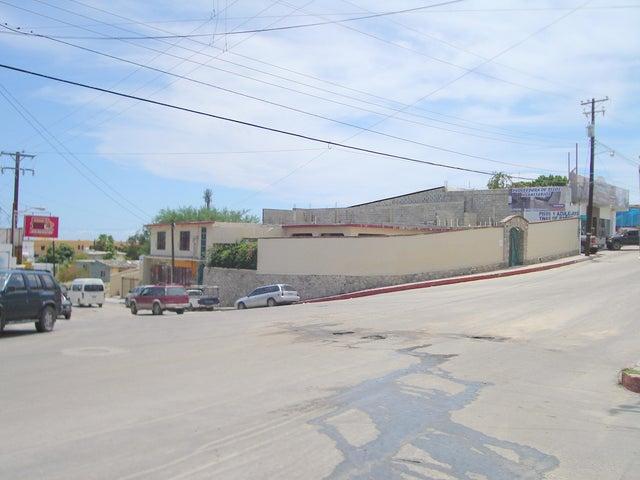 Rosarito Commercial Corner Bulding