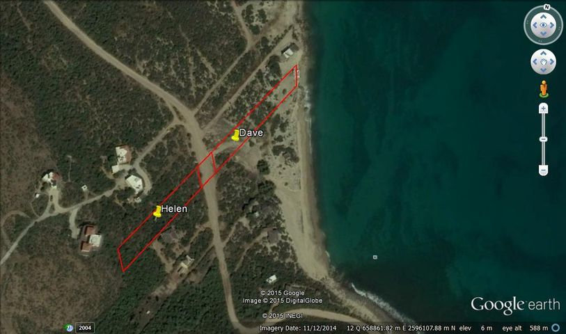 Cabo Pulmo Hwy, Shield Lots, East Cape,
