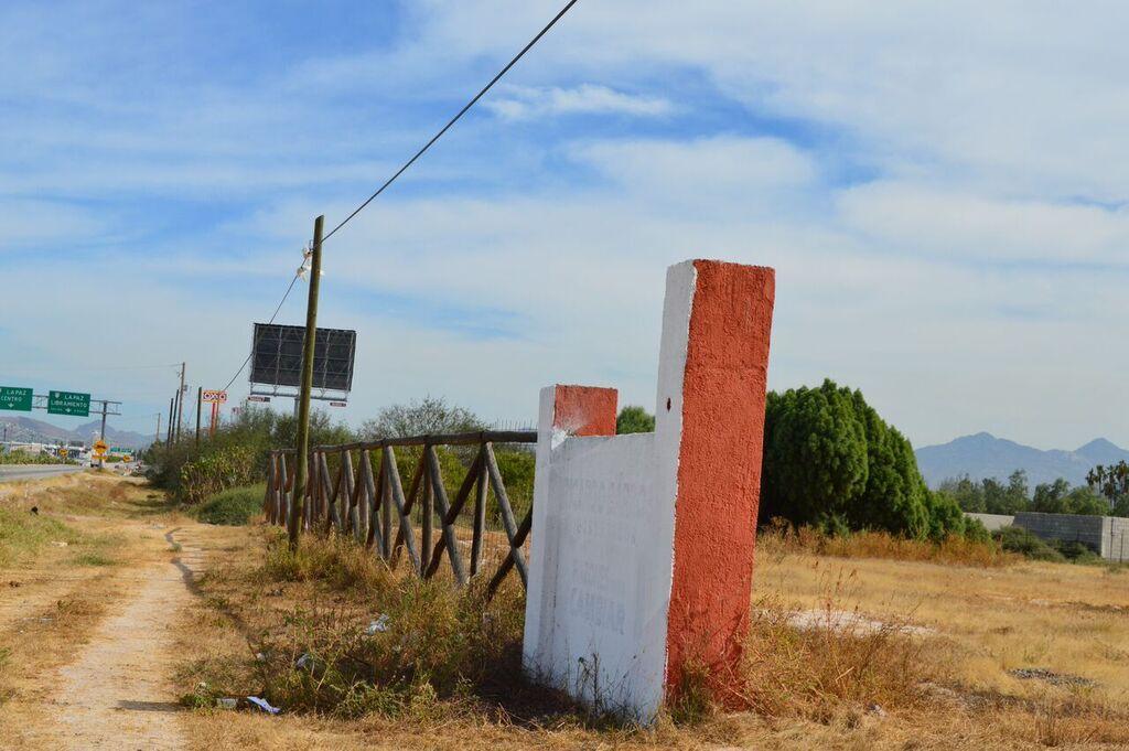 Ejido Chametla, Cola de la Ballena Lot, La Paz,