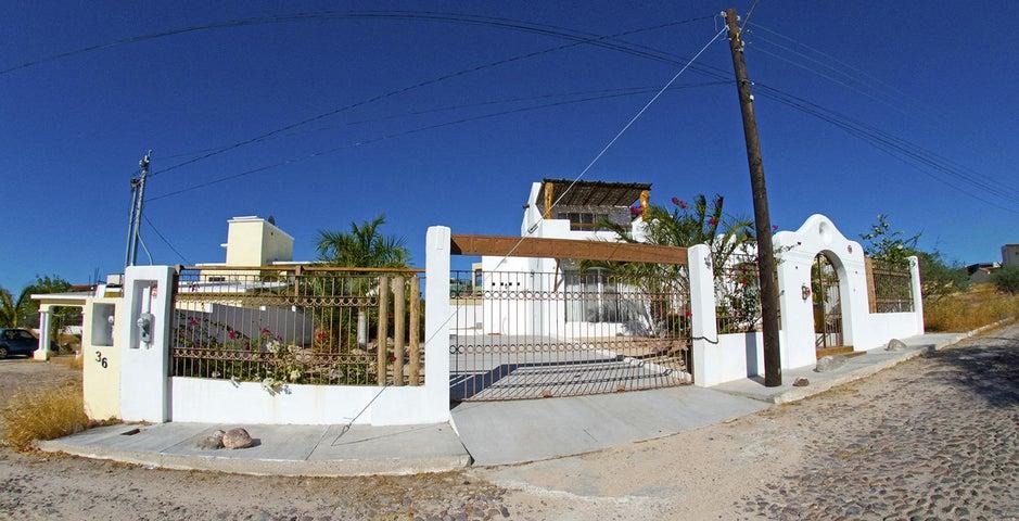134 Bahia Concepcion, Casa Exotica, La Paz,