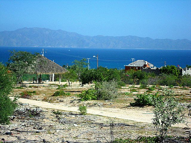 El Sargento Conocido, Chelin Lot view Cerralvo., La Paz,