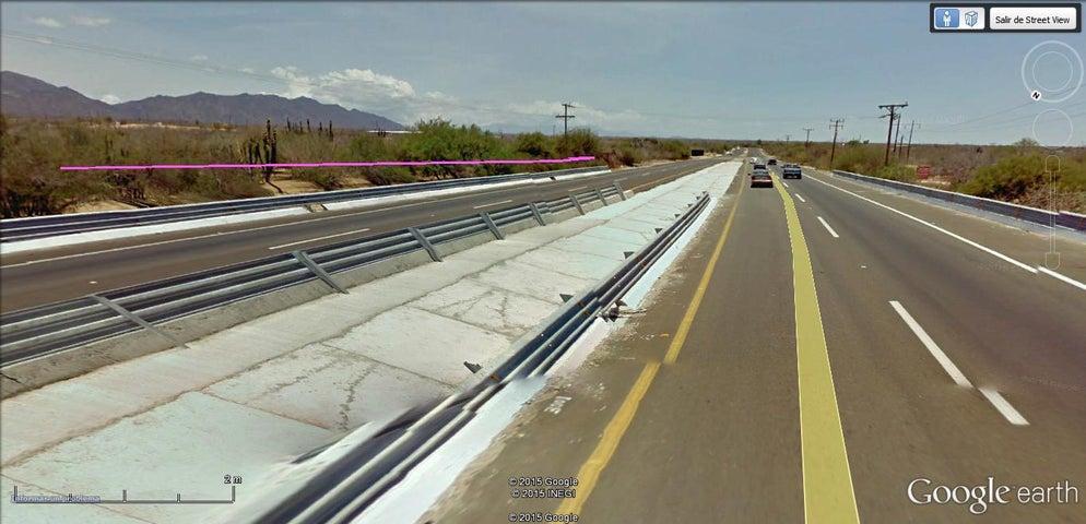 Transpeninsular Highway, San Pedro Lot #3, Section A, La Paz,
