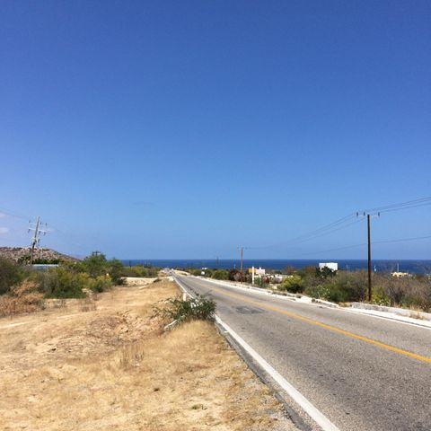 carretera transpeninsular, Buena Vista Commercial Highway, East Cape,
