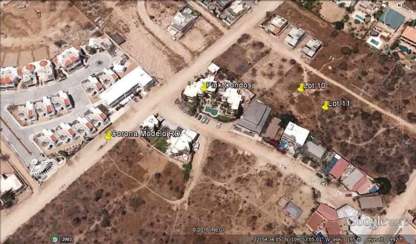 11 Calle de Acceso/Crispin Cesena, Lote 11 Tezal, Cabo Corridor,