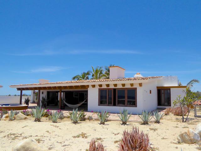 Rancho Los Pinos, Casa Alegre, East Cape,