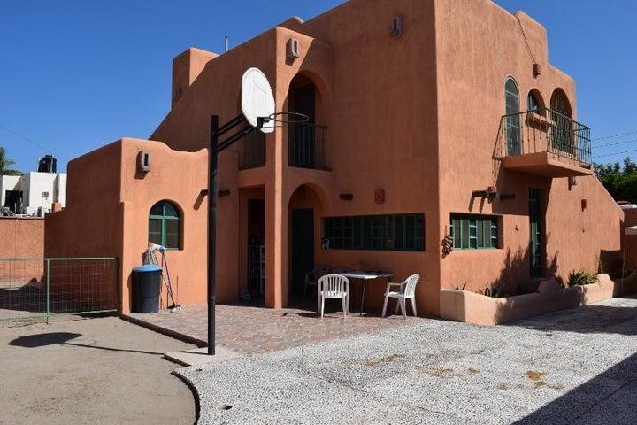 Calle Cormoranes, Casa Las Garzas, La Paz,
