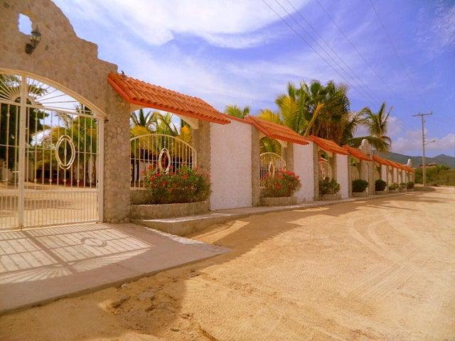 El Sargento, Casa Las Palmas, La Paz,