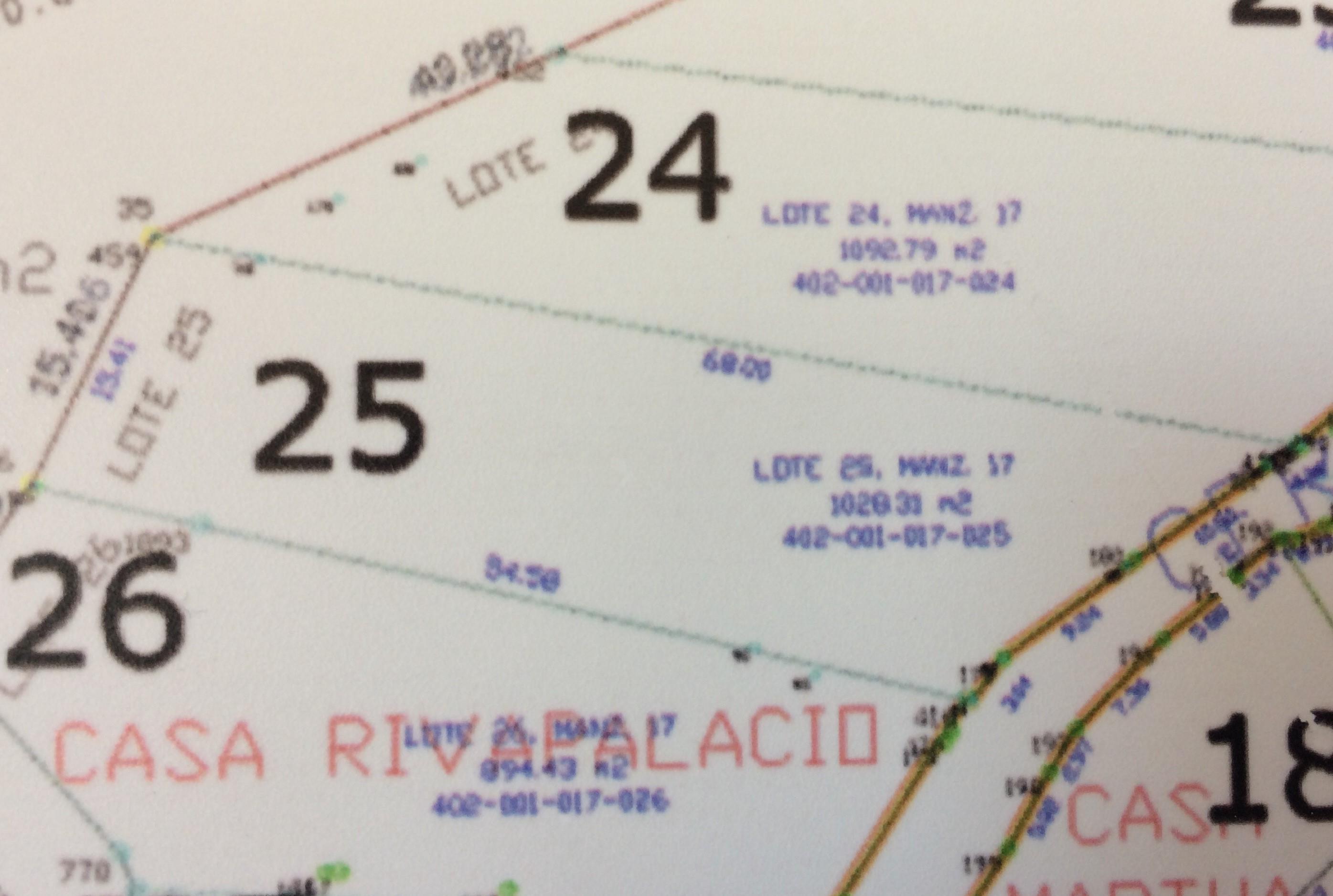 Cerrada del Mar, Lot 25 Block 17 -MarinaPedrega, Cabo San Lucas,